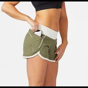 Hylete Women's Iris Scallop shorts